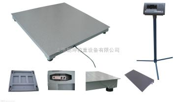 LK-SCS单层无框电子平台秤,2t电子地磅秤