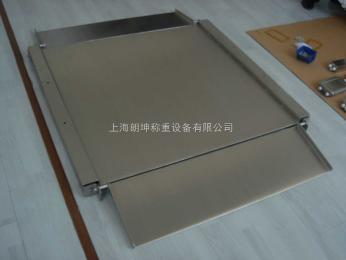 LK-SCS超低电子地磅,3t不锈钢电子秤,电子平台秤