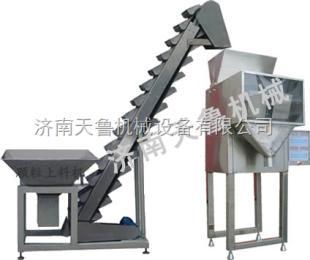 山东称重式颗粒包装机 济南大米种子包装机 天鲁机械