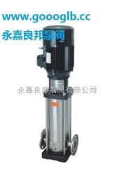 立式不锈钢锅炉给水泵吸取了国内外先进技术而设计制造