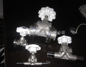 GM型-高真空隔膜阀
