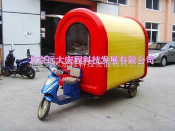 豪华电动小吃车、烧烤车、移动早餐车、快餐车 休闲美食车