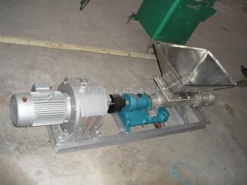 金属螺杆泵