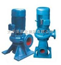50LW25-15-2.2LW干式排污泵
