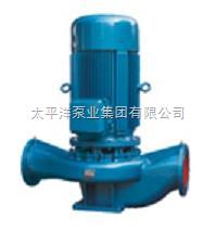 ISG50-160立式管道离心泵