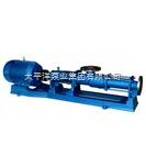 G35-1G型螺杆泵,单螺杆泵