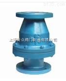 H44Fs旋啟式襯氟止回閥 上海滬工閥門 品質保證
