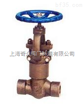 900Lb~2500lb鍛鋼自密封截止閥 臺灣富山閥門 品質保證