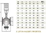 GZ-DWT-DN50西门子智能电动温控阀