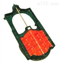 ZAQF水閘門暗桿鑄鐵鑲銅閘門