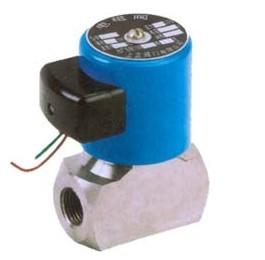 不锈钢丝口电磁阀,J015SA不锈钢丝口电磁阀
