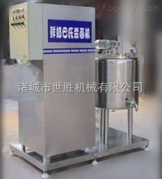 SJ-3000奶吧鲜奶巴氏杀菌机