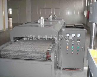 茶叶烘干机   多层网带烘干机   大型烘干线