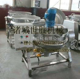 SJ-300不锈钢可倾式夹层锅