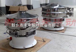 WL-600-1500高嶺土振動篩分機