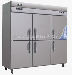 六门不锈钢冰箱  厨房冰箱