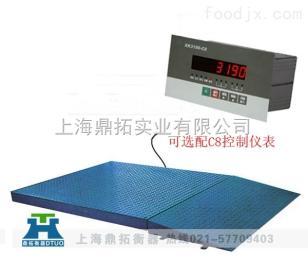 SCS1.2X1.5m控制地磅,C8定量控制单层电子地磅称