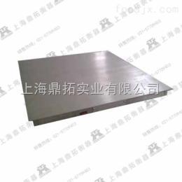 SCS2X2M不锈钢地磅,304全不锈钢电子地磅秤