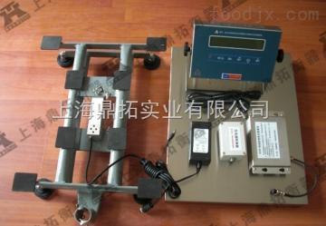 TCS危险区打条码不干胶打印电子台秤