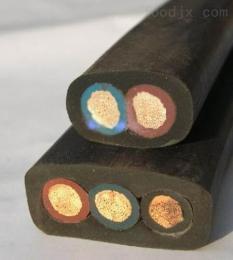 高压卷筒电缆,斗轮机卷筒扁电缆天津厂家