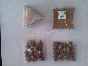 中药饮片三角袋配方茶袋泡茶自动包装机