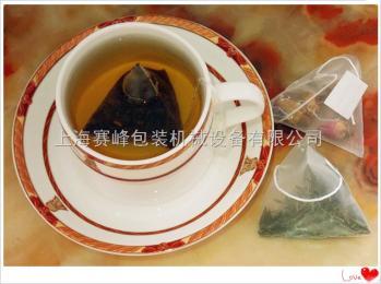 供應三角包袋泡茶來料貼牌代加工