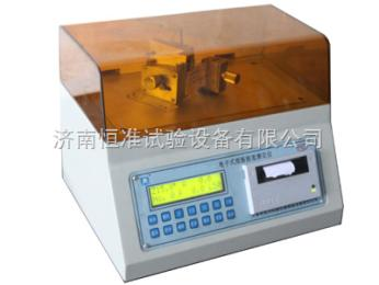 TDY-01電子式紙板挺度測定儀