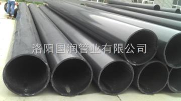 Φ219超高分子量聚乙烯耐磨塑料管介紹