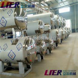 LR1200*3600豆干电汽两用杀菌锅 双层水浴式杀菌设备