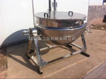 全自动可倾式蒸汽夹层锅设备