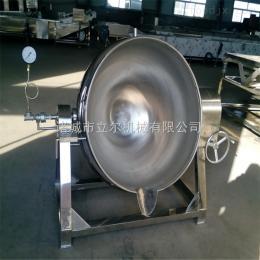 可倾式搅拌夹层锅设备