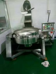 电加热搅拌炒锅