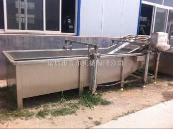 根据客户需要而 立尔机械供应食品机械设备绿豆芽清洗机