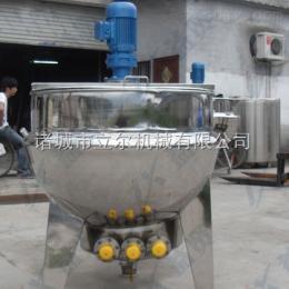 300l~1000l电加热蒸煮夹层锅