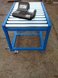 GTC-Yh50公斤滚筒输送计量电子秤,嘉定滚筒称定制