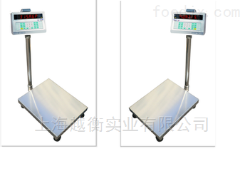 不锈钢电子台秤报价、60kg平地磅厂家
