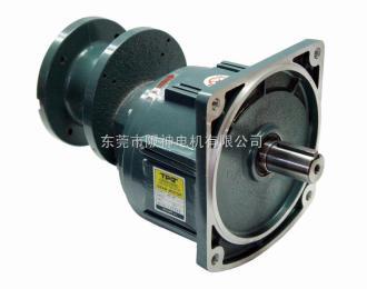 GVS食品机械设备专用进口TPG阪神高减速比立式单轴型齿轮减速机
