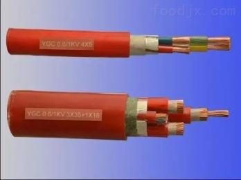 ZR-YGC潜山县耐高温硅橡胶电缆YGCRP-5*2.5