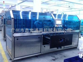 xy-zh100廣州鑫巖餅干裝盒機,連續式;食品系列裝盒機