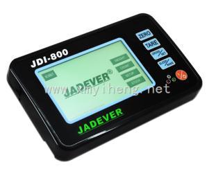 JDI-800电子秤适配智能触摸显示器,可用USB,打印