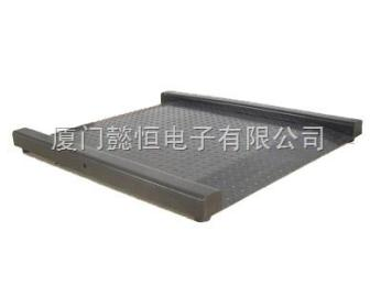 花紋不銹鋼電子小地磅/超低電子磅