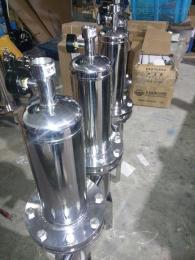 卫生级不锈钢除油水过滤器