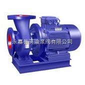 ISW65-315卧式单级离心泵ISW型,ISW型管道泵,卧式管道离心泵用途