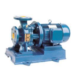ISW40-250单级管道离心泵,卧式管道泵