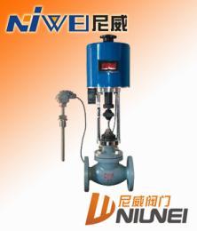 ZZWPE不锈钢自力式电控温度调节阀