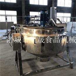KA-PIL300燃气杀菌夹层锅