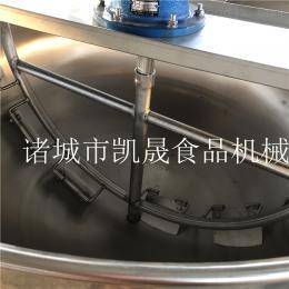 KS-600FH燃气系列夹层锅