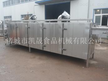 KS-002食品烘干流水線