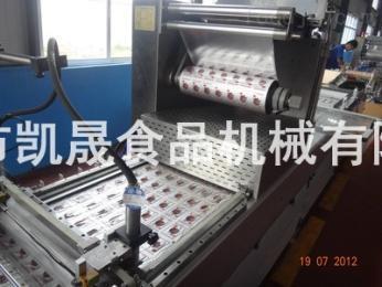 KS-420自动拉伸膜包装机