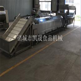 KS-600FG大型海产品蒸煮线